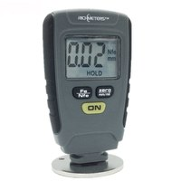 RM660 Digital Coating Thickness Gauge Paint Coating Thickness Meter Paint Thickness feeler Tester Fe/NFe 0 1.25mm for Car