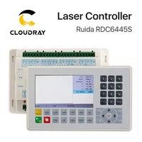 Ruida RDC6445 RDC6445G контроллер для Co2 лазерной гравировки, резки обновления RDC6442 RDC6442G