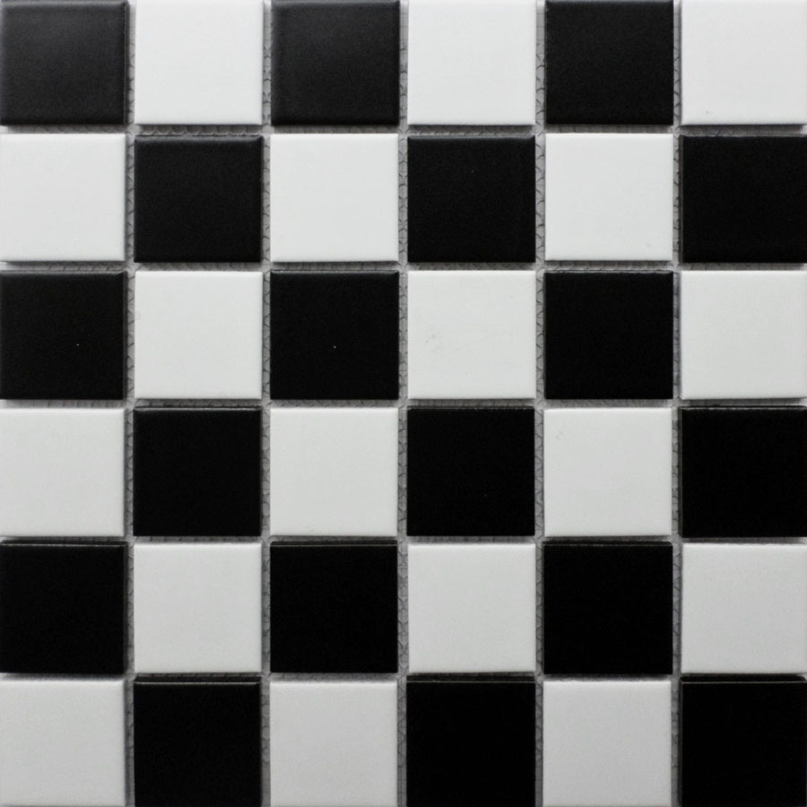 Mosaic Tile Kitchen Floor Tile Laying Pattern Black White Floor Tiles Zampco