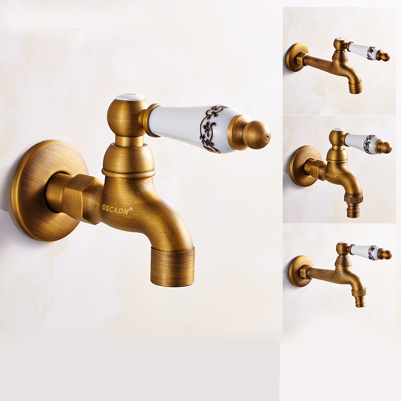 Buy bathroom faucet only cold water and get free shipping on ...