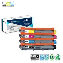 Lcl TN225 TN221 TN245 TN241 TN-296 T-N291 (4-Pack KCMY) Тонер-картридж совместимый для брата HL-3140 CW/3150CDW/cdn/