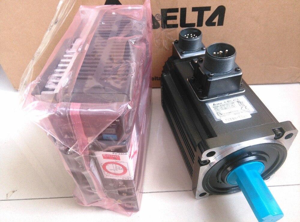 100mm 220v 1kw 3.18NM 3000rpm 17bit ASD-B2-1021-B+ECMA-C21010SS Delta  brake AC servo motor&drive kit&3m cable запонки arcadio rossi 2 b 1021 40 s