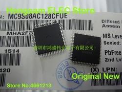 (10 PCS) MC9S08AC128CFUE MC9S08AC128 MC9S08 original novo