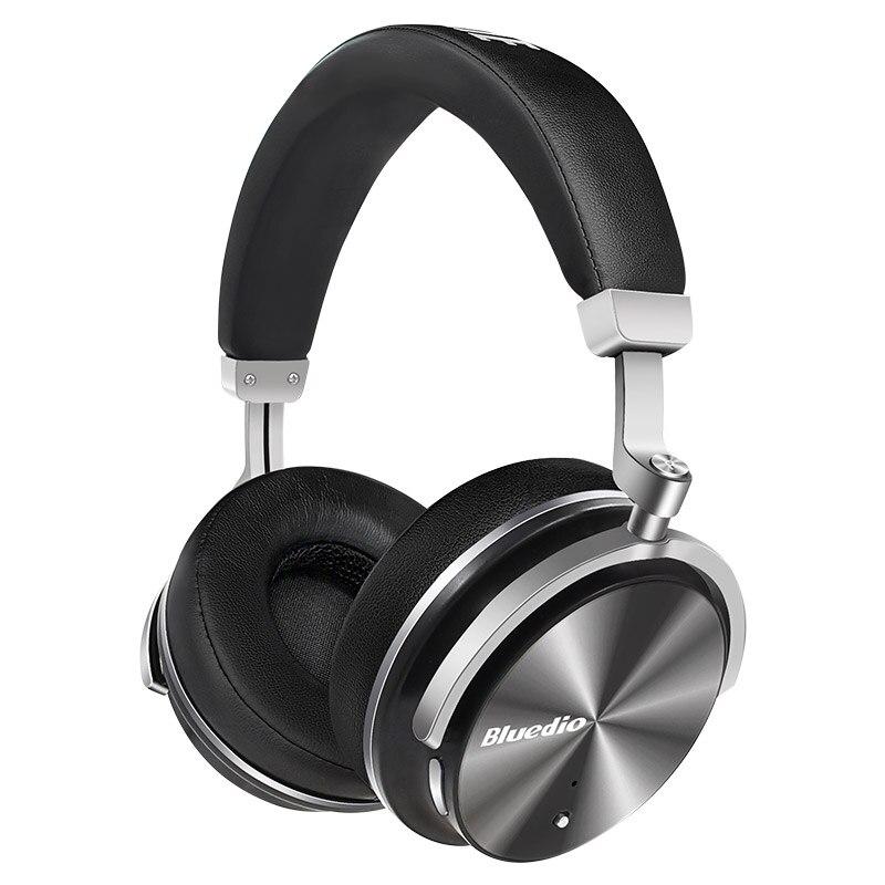 Casque d'écoute Bluetooth sans fil Bluetooth V4.2 d'origine Bluedio T4 avec Microphone pour téléphone