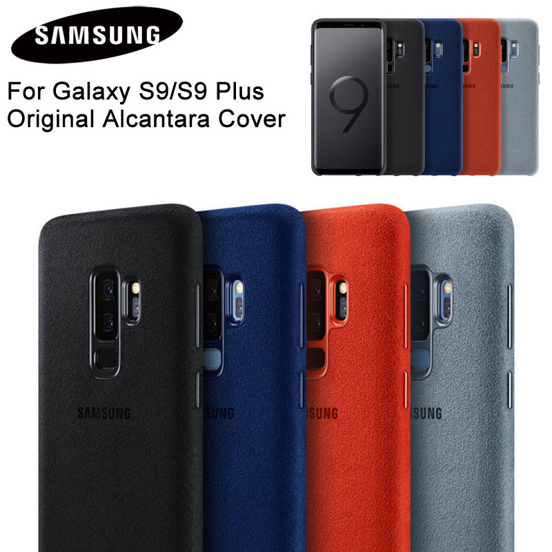 SAMSUNG Original Anti-knock Official Phone Case For Samsung GALAXY <font><b>S9</b></font> <font><b>G9600</b></font> <font><b>S9</b></font> Plus G9650 SM-G Phone Cover Fundas Coque 4 Color image