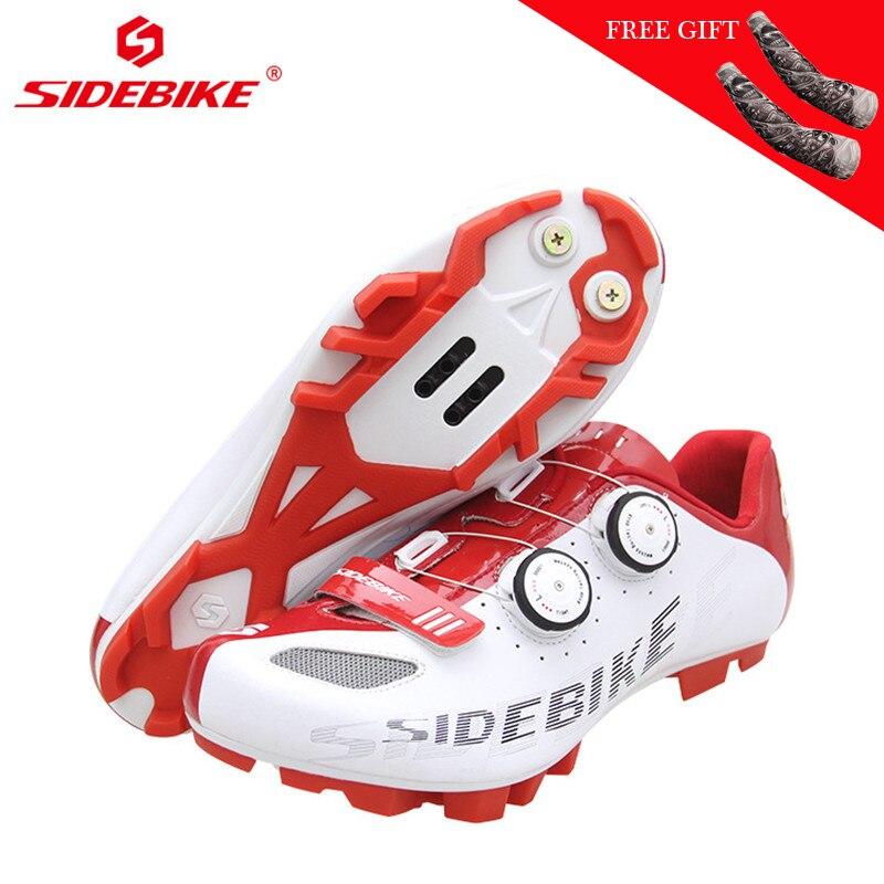 Sidebike Cycling Shoes Outdoor Mountain Bicycle bike Racing shoes Self-Locking Bike MTB Shoes sapatilha zapatillas ciclismo mtb цена