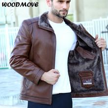 Buy Mens Shearling Bomber Jacket And Get Free Shipping On Aliexpress Com