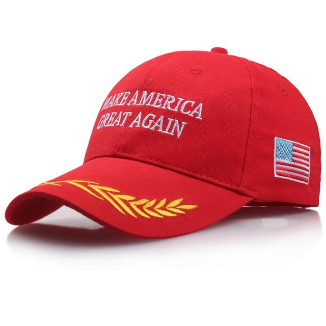 Mujeres Hombres republicana del sombrero de Donald Trump hacer América  grande otra vez sombrero Cap Digital d36c644e1b8