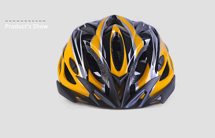 220g Ultralight Bicycle Helmet CE Certification Cycling Helmet In-mold Bike Safety Helmet Casco Ciclismo 56-62 CM-12