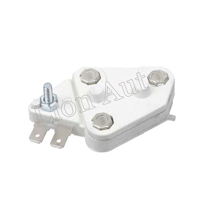 León Sustituye 1116388,1987518 ID30 Reguladores de Voltaje Alternador 24 V