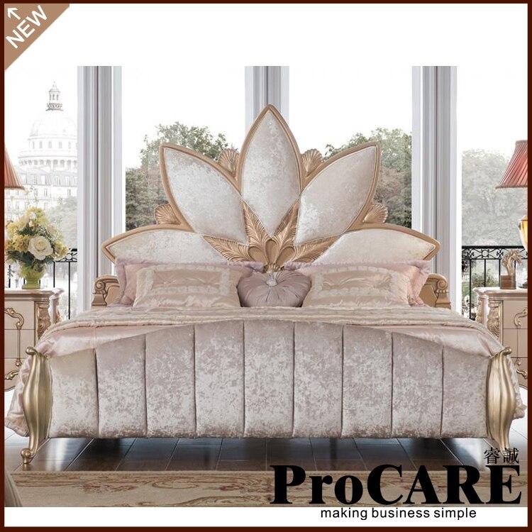 Luxury Bedroom Furniture Part - 38: Luxury Bed Furniture