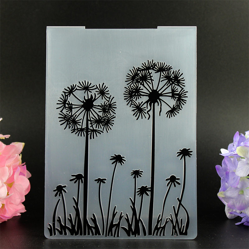 YLEF051 Love Plastic Embossing Folder For Scrapbook Stencils DIY Photo Album Cards Making Decoration Template Tools 10.5*14.5cm