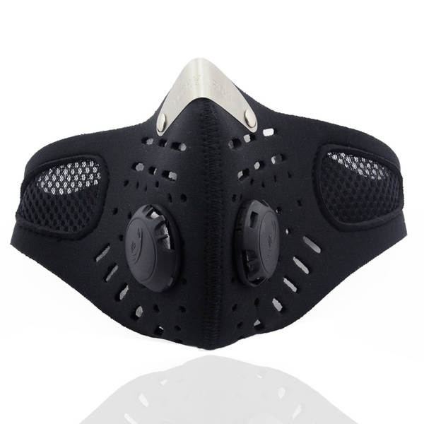 Sport Half Face Mask Winter Warm Outdoor Ski Mask Ride Bike Cap Mask Neoprene Bicycle Cycling Motorcycle Snowboard  High -MX8
