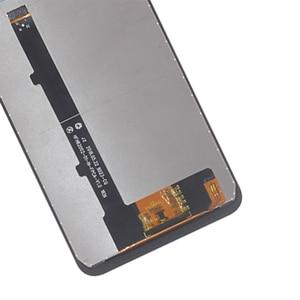 Image 4 - 6,18 дюймовый оригинальный для Cubot P20 ЖК дисплей + сенсорный экран дигитайзер для Cubot P20 экран ЖК дисплей Замена Ремонтный комплект