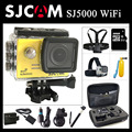 Original sjcam sj5000 wifi action camera 1080 p full hd esportes dv 2 polegada SJ 5000 Cam Novatek 96655 Carro Tela de 30 m À Prova D' Água DVR