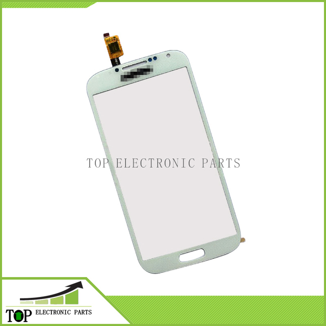 External touch screen Capacitive digitizer glass panel DC-70 C266006A01 for China MTK android phone S4 I9500 white color