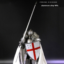 купить 1/6 scale white color Spear model 1/6 X-TOYS X-019A Solider Spear Model White Knight Jousting Lance Long Gun Toy по цене 1274.42 рублей