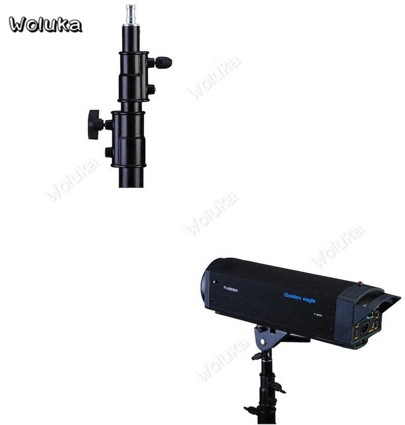 WEIHONG Stand Bracket 3m Height Professional Photography Metal Lighting Stand Spring Buffer Holder for Studio Flash Light WEIHONG
