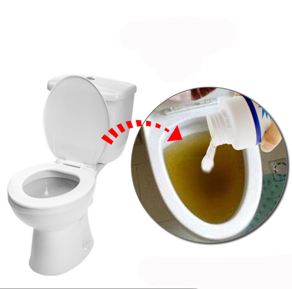 Image 4 - Kitchen Sewer Pipes Deodorant Strong Pipeline Dredge Agent Toilet Cleaning Tool Strong Pipeline Dredge Aagent Toilet To Clear-in Drain Cleaners from Home & Garden