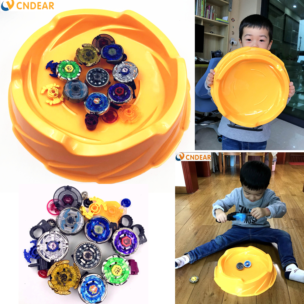 Beyblade Arena Stadium Metal Fusion 4D Freies System Battle Metal Top Fury Masters Launcher And Grip Children Christmas Toy