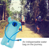 Big Mouth 2L Portable Water Bag Bike Camelback Bag Hydration Backpacks Durable Travel Bag Sport Accessories for Camping Hiking