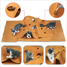 Cross into the e-commerce supply pet cat supplies agility training mat biting toy climbing frame litter manufacturer cross border e commerce supply of interest toys