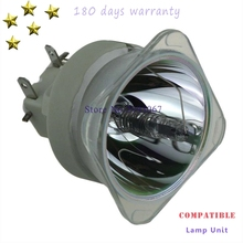 Replacement bulb 5811118436-SEK without housing for EIKI EIP-U4700 EIP-W4600 EIP-X5500 EK-401W Projectors with 180 days warranty 610 350 6814 poa lmp145 projector lamp for sanyo eip hdt30 hdt30 pdg dht8000 dht8000 pdg dht8000l dht8000l eiki eip hdt30