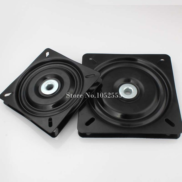 Free Shipping 6 Turntable Bearing Swivel Plate For Chair Barstool Tv Stand Electrical Liances Lazy Susan K22