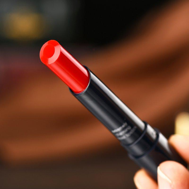 1pcs Vintange Long Lasting Moisturizer Waterproof 12 Colors Rouge Lipstick Lip Makeup Cosmetic Ruby Lipstick