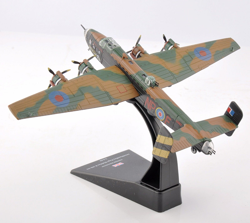 Hot Sale] 1/144 scale WWII royal air force bomber UK 1944