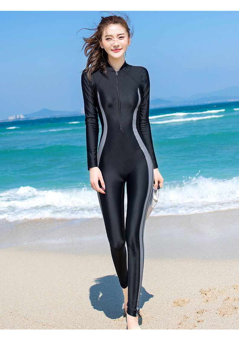Women wetsuit 16