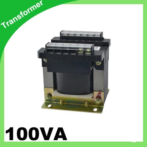 380V 220V input 6.3V 12V 24V 36V output control transformer BK-100VA small transformer 380v 220v input control transformer 6v 12v 24v 36v output bk 600va small transformer