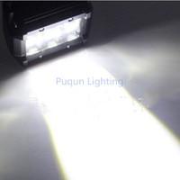 2PC 18W Marine LED Sailboat Mast Light Bar Offroad Lamp BOAT