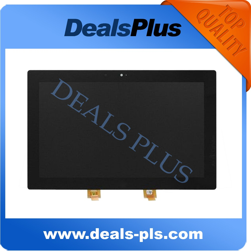 Replacement New LCD Display Touch Screen Assembly For Microsoft Surface RT 1516 Black Free Shipping free shipping assembly display lcd
