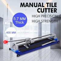 400MM Home Heavy Duty Iron Tile Cutter Manual Tile Cutter Cut Cutting Tool