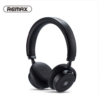 Remax RB 300HB Wireless AUX Stereo Earphone Touch Control Headband Bluetooth V4 1 Headset Music Headphone