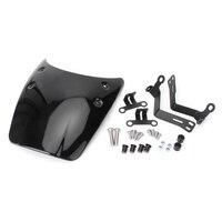 Motorcycle Windshield Windscreen Headlight Fairing For BMW R Nine T 2014 2015 2016 2017 ABS Plastic