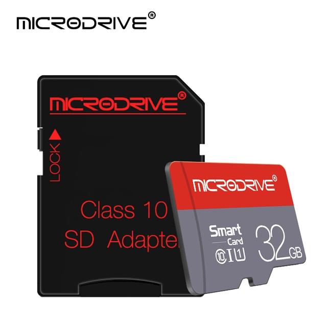 Free SD Adapter Class 10 Micro SD Card 4GB 8GB 16GB 32GB 64GB Flash usb pen drive Memory Card microsd TF Card 2