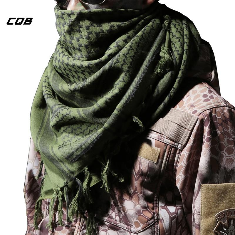 CQB Outdoor Sports Tactical Camping Military Men Women Szalik na rower Turystyka piesza Wiatroszczelna maska z zagęszczeniem na głowę lub szyję