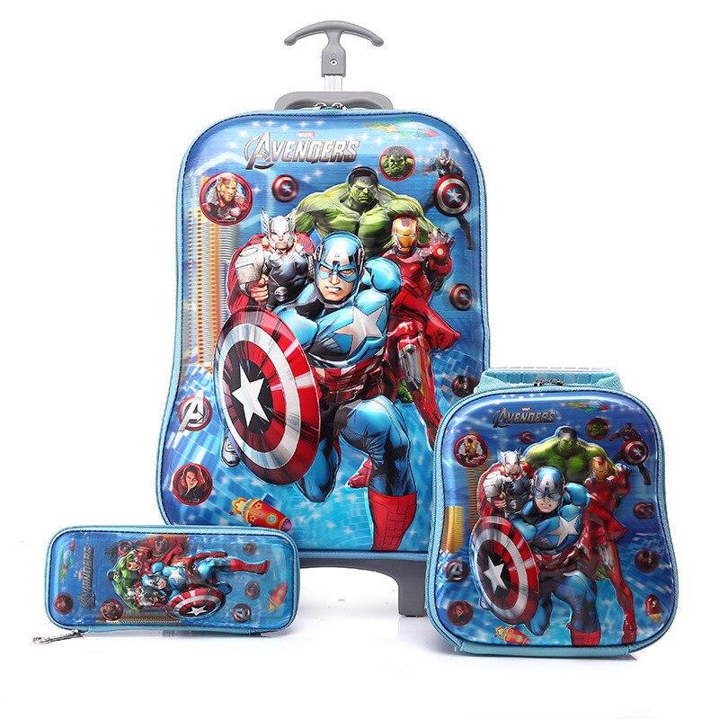 Popular Boys Luggage Sets Trolley-Buy Cheap Boys Luggage Sets ...