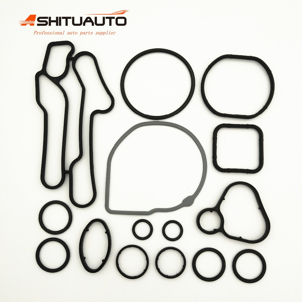 AshituAut High Quality Oil Cooler Repair Kits Gaskets For