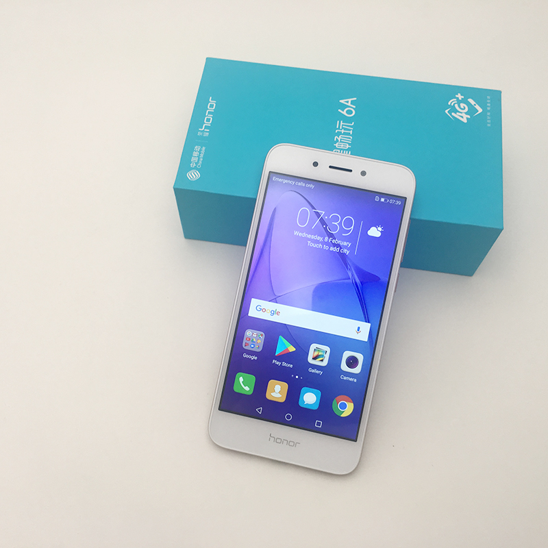 Image 3 - Honor 6A Play 2GB 16GB Original New Mobile Phone Snapdragon 430 Octa Core Android 7.0 5.0 inch  fingerprint ID-in Cellphones from Cellphones & Telecommunications