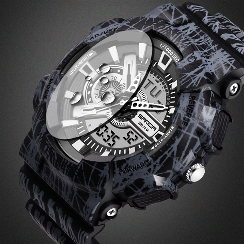 online get cheap g shock watch aliexpress com alibaba group 2017 sanda men women led digital watch men fashion g style casual wristwatch sports military watches