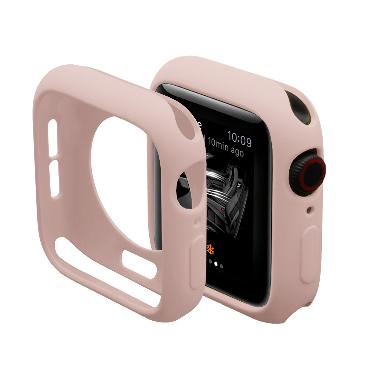 Soft Silicone Case for Apple Watch 57
