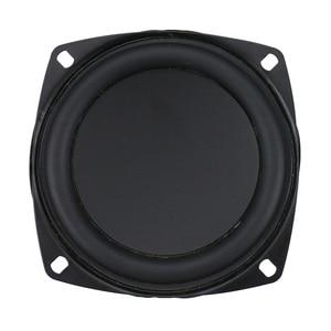 Image 2 - GHXAMP 3.5 Cal głośnik niskotonowy Głośnik basowy jednostki 8Ohm 20 W długi skok W przypadku półek na książki samochodu Echo głośniki ścienne DIY 1 PC