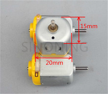 Carbon Brush 130 DC Micro DIY Small Toy Motor model 3V-6V