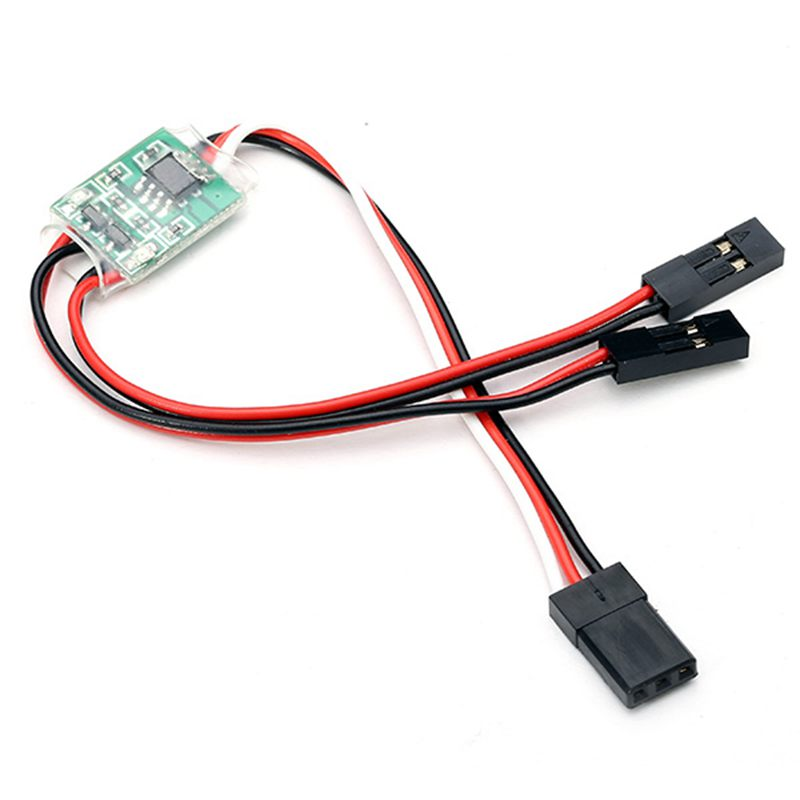 Colorful Fireworks Smoke Igniter Iignition Switch Module for RC Models
