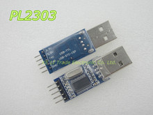 new 10pcs PL2303 USB To RS232 TTL Converter Adapter Module with  PL2303HX
