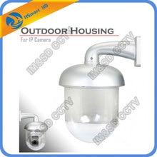 New Hot Outdoor Waterproof Dome Housing Enclosure for Security CCTV Wireless 1080P HD IP Pan Tilt Mini WIfi ir ip cameras