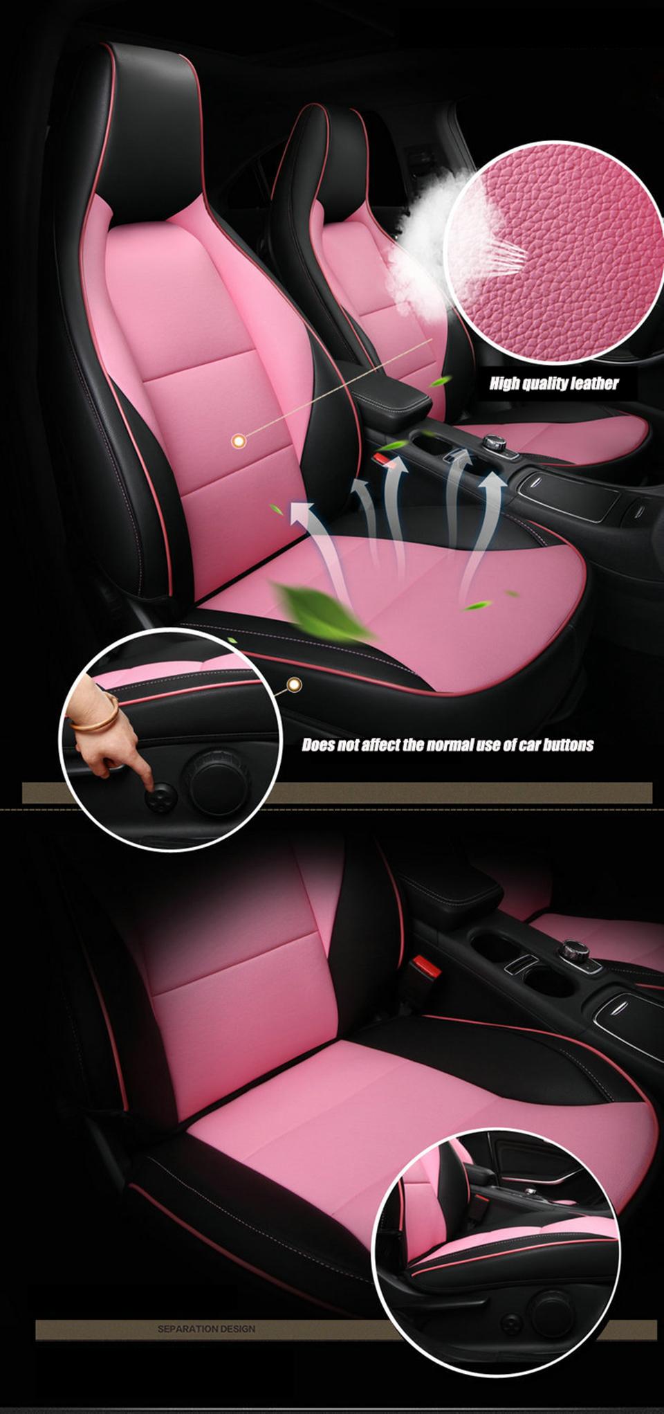 Aliexpress Auto wind Benutzerdefinierte Aus Echtem Leder auto